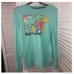 MTV 📺🖤 TEE